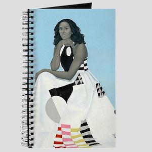 Michelle Obama Official Portrait Journal