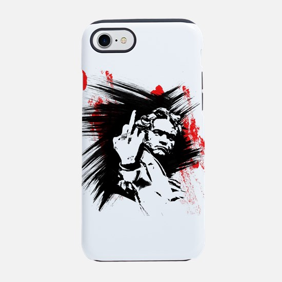 Cute Beethoven iPhone 8/7 Tough Case
