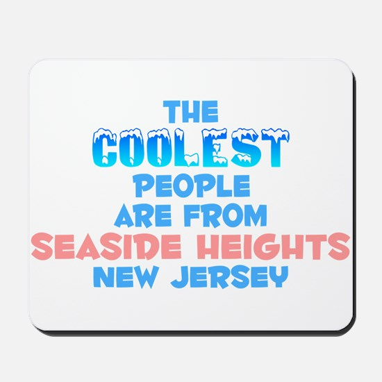 Coolest: Seaside Height, NJ Mousepad