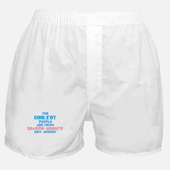 Coolest: Seaside Height, NJ Boxer Shorts