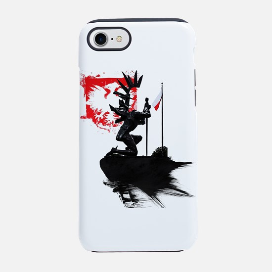 Polish Hussar iPhone 8/7 Tough Case