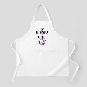 Butterfly Banjo BBQ Apron