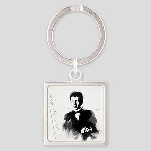 Sergei Rachmaninoff Keychains
