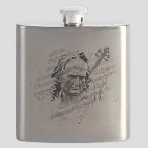 Paganini Violin Flask