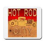 HOT ROD CITY Mousepad