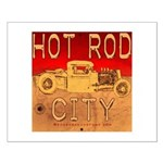 HOT ROD CITY Small Poster