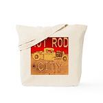 HOT ROD CITY Tote Bag