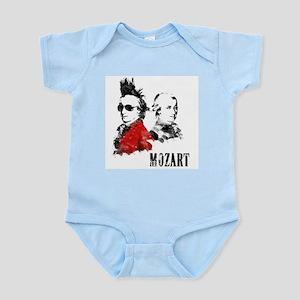Wolfgang Amadeus Mozart Body Suit