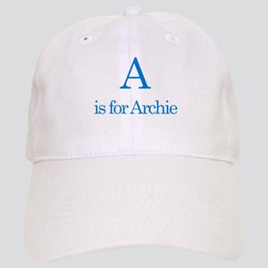A is for Archie Cap