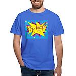Hip Hapa Graffiti In A Dark T-Shirt
