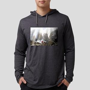 Torres del Paine National Park Long Sleeve T-Shirt