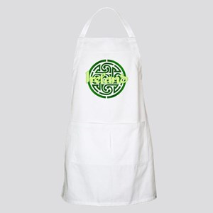Ireland with Celtic Circle BBQ Apron