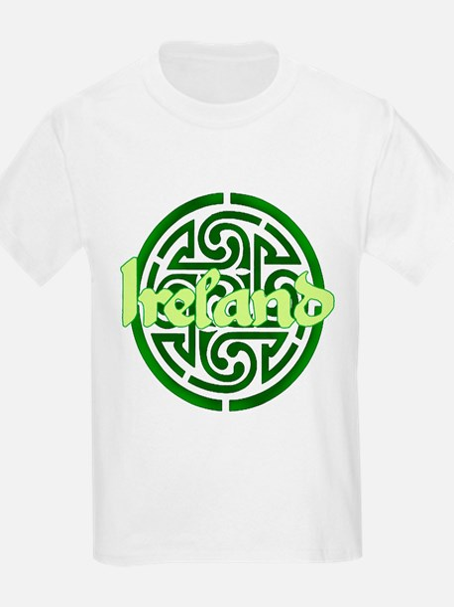 Ireland with Celtic Circle T-Shirt