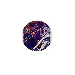 Mardi Gras Moment Mini Button