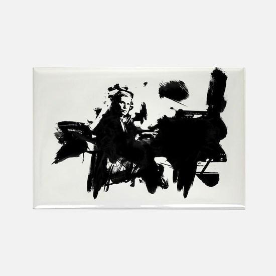 Glenn Gould Pianist Magnets
