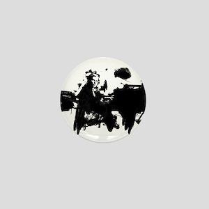 Glenn Gould Pianist Mini Button