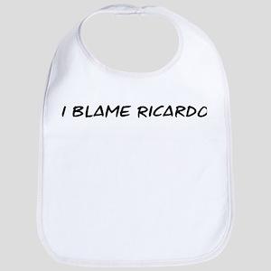 I Blame Ricardo Bib