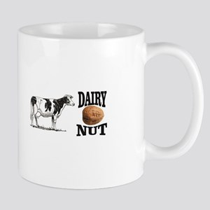 Dairy Nut Mugs