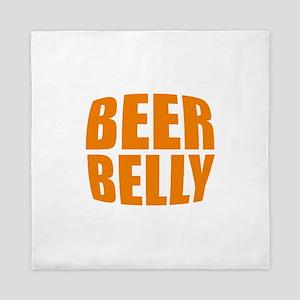 Beer belly Queen Duvet