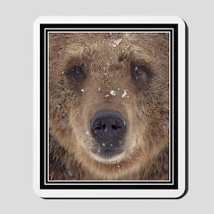 Bear Face Mousepad