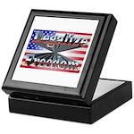 Legalize Freedom Keepsake Box