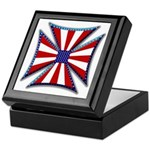 American Maltese Cross Keepsake Box
