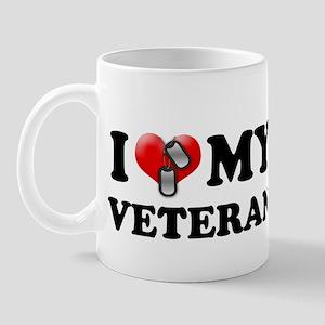 I (heart) my Veteran Mug