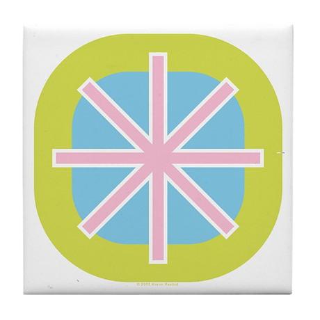 Icon Tile Coaster