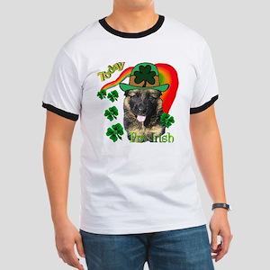 St Pats German Shepherd Ringer T