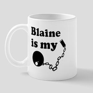 Ball and Chain: Blaine Mug