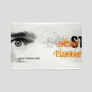 Scar Tissue Rectangle Magnet