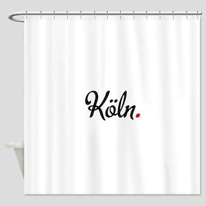 Köln Shower Curtain