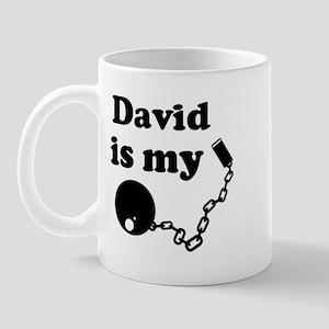 Ball and Chain: David Mug