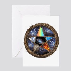 Wiccan greeting cards cafepress pagan greeting cards m4hsunfo