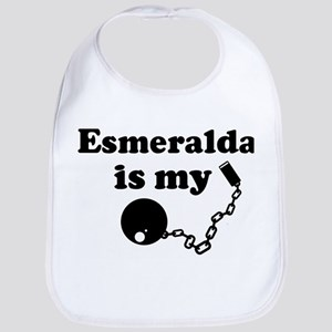 Ball and Chain: Esmeralda Bib
