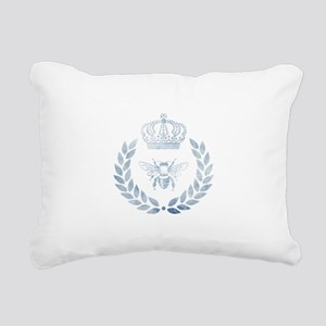 THE FRENCH BEE Rectangular Canvas Pillow