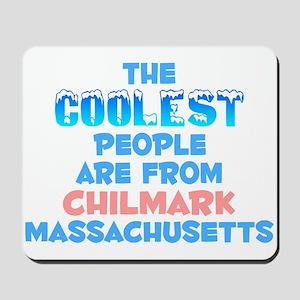 Coolest: Chilmark, MA Mousepad