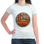 Ferret #2 Jr. Ringer T-Shirt