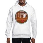 Guinea Pig #1 Hooded Sweatshirt