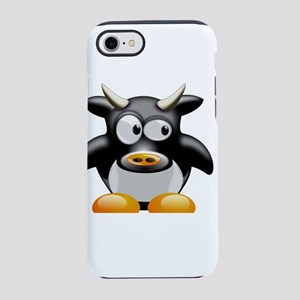 Nervous Cow iPhone 8/7 Tough Case