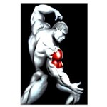 CLASSIC MUSCLE Large Poster