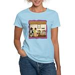 Goldilocks & The 3 Bears Women's Light T-Shirt