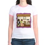 Goldilocks & The 3 Bears Jr. Ringer T-Shirt