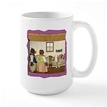 Goldilocks & The 3 Bears Large Mug