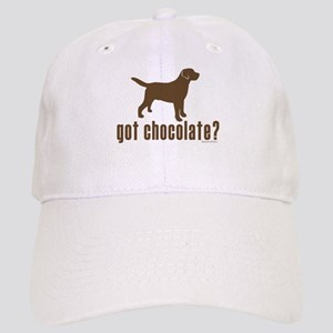 got chocolate lab? Cap
