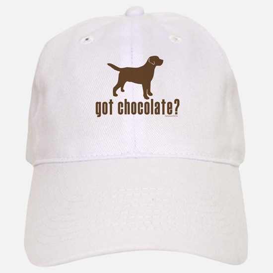 got chocolate lab? Baseball Baseball Cap