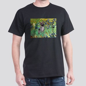 Irises-Am.Hairless T Dark T-Shirt