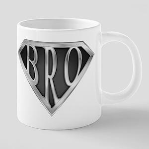 SuperBro-Metal Mugs