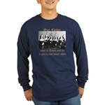 Our Father Long Sleeve Dark T-Shirt