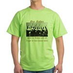 Our Father Green T-Shirt